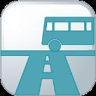 Icoon verkeer en vervoer